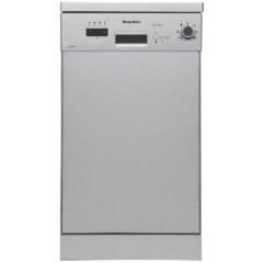 White Point Dishwasher 10 Set Silver: WPD106HDS