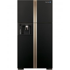 White Whale Refrigerator 582 Liter With Ice MakerBlack 4 Doors + FREE Minibar + Free Gifts: WRF-8099HTX GBK