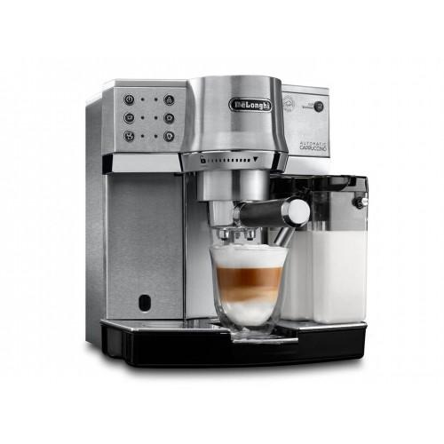 Coffee Maker Watt Kecil : Delonghi Espresso Coffee and Cappuccino Maker 1450 Watt: EC860M Cairo Sales Stores