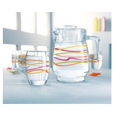 Salto Robbins Drinking Set 7 Pieces: J2926