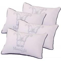 MOON LIGHT Butterfly Pillow 1300 gm Fiber 70x50 cm