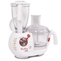 Moulinex Food Processor Odacio 1000 Watt 28 Functions: FP733125