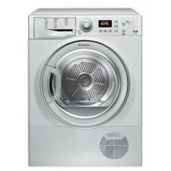 Ariston Dryer with Condenser 9 Kg Digital Silver TCF 97B6XX1EX