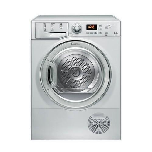 Ariston Condenser Dryer 9 Kg Silver: TCF 97B6XX1EX