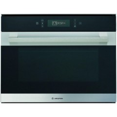 Ariston Built-in Microwave 60 cm 40 Liter With Grill Stainless Steel: MP 776 IX A