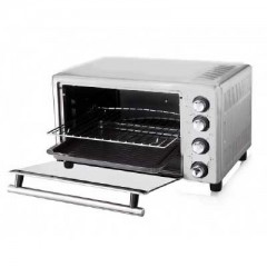 White Point Electric Oven 42 Liter Silver: WPEO42S