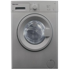 White Point Washing Machine 8 Kg 1000 rpm Silver Color: WPW 81015 S