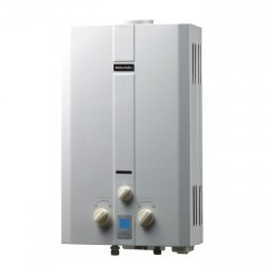 White Point Gas Water Heater 10 Liter: WPGWH 10 LW
