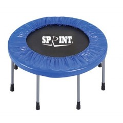 Spring Trampoline Jumping Exercise 45 Inch Oxford Cover