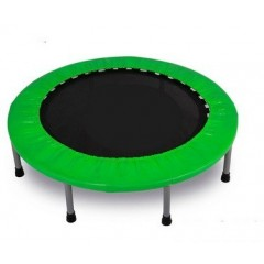 Spring Trampoline Jumping Exercise 60 Inch Oxford Cover