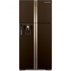White Whale Refrigerators 540 Liter 4 Doors Glass Brown: WRF-G7099HTX GBW
