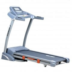 Sprint Electric Treadmill For 130 Kg With Digital Display: GW8040