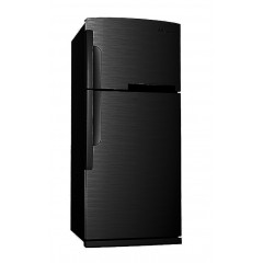 UnionAire Refrigerator 22 Feet No Frost Digital Black: UR-545BGNA-C10