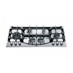 Ariston Built-In Gas Hob 90cm 6 Burners Stainless: PHN 962 TS/IX/A