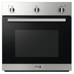 Fagor Electric Built-In Oven 60cm 5 function Digital Stainless: FOE165MX
