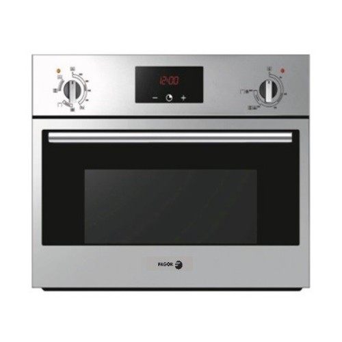 FAGOR Built-in Electric Microwave 34 Liter with Grill: MWB-590BTCX