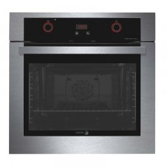 Fagor Electric Built-In Oven 60cm 59 Liter With Fan Stainless Steel Digital: 6H-865BX