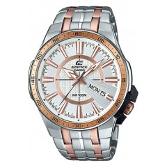 CASIO Edifice Analog Gold Dial Men's Watch: EFR-106SG-7A5VUDF