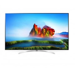 "LG 55"" LED TV Super Ultra HD 4K Smart WebOS 3.5 With Built-In 4K Receiver Harman/Kardon®: 55SJ850V"