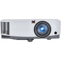 View Sonic SVGA DLP Projector White 3600 ANSI Lumens 800 x 600p: PA-503S