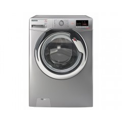 HOOVER Washing Machine 7Kg Fully Automatic 1100 rpm Silver color: DXOC17C3R-EGY