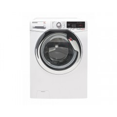 HOOVER Washing Machine 8Kg Fully Automatic 1300 rpm White color: DXOA38AC3-EGY
