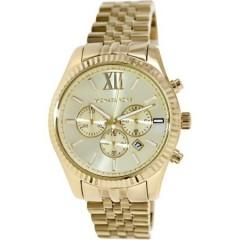 MICHAEL KORS Lexington Chronograph Champagne Dial Men's Watch: MK8281