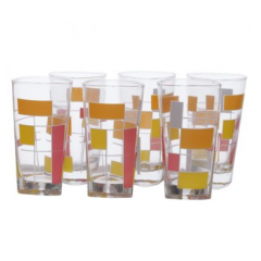 Luminarc Timeless Delta Drinking Set 6 Pieces: N7485