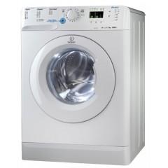 Indesit Washing Machine 7 KG 1000 rpm Digital White: XWA 71051 W EU