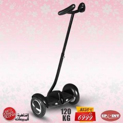 SPRINT Scooter 10 inch Tire 4400 mAh Battery: X3