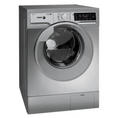 Fagor Washing Machine 8Kg 1200 rpm Stainless Steel: FE-8212X