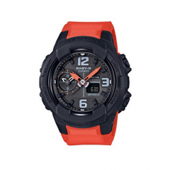 CASIO Baby-g Analog-Digital Black Dial Women's Watch: BGA-230-4BDR
