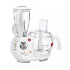 Moulinex Food Processor Odacio - Blender, JE, CP, Chopper, 2 Discs FP7361BM