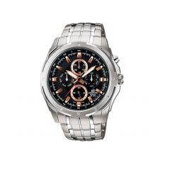CASIO Edifice Black Dial Men's Watch: EF-328D-1A5VUDF
