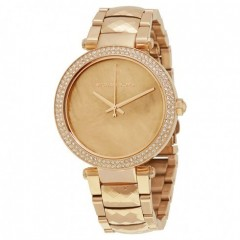 FOSSIL MICHAEL KORS Rose-Gold Color Women's Watch: MK6426