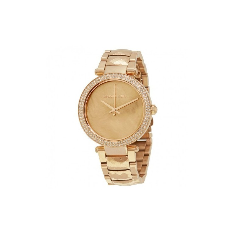 Michael kors rose gold color women 39 s watch mk6426 cairo for Michaels craft store watches