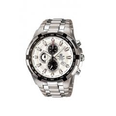 CASIO Edifice Chronograph Silver Dial Men's Watch: EF-539D-7AVUDF