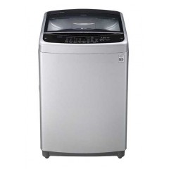 LG Washing Machine Top Load 16KG Sliver Color: T1666NEFTF