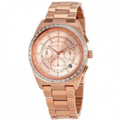 FOSSIL MICHAEL KORS Rose-Gold Color Women's Watch: MK6422