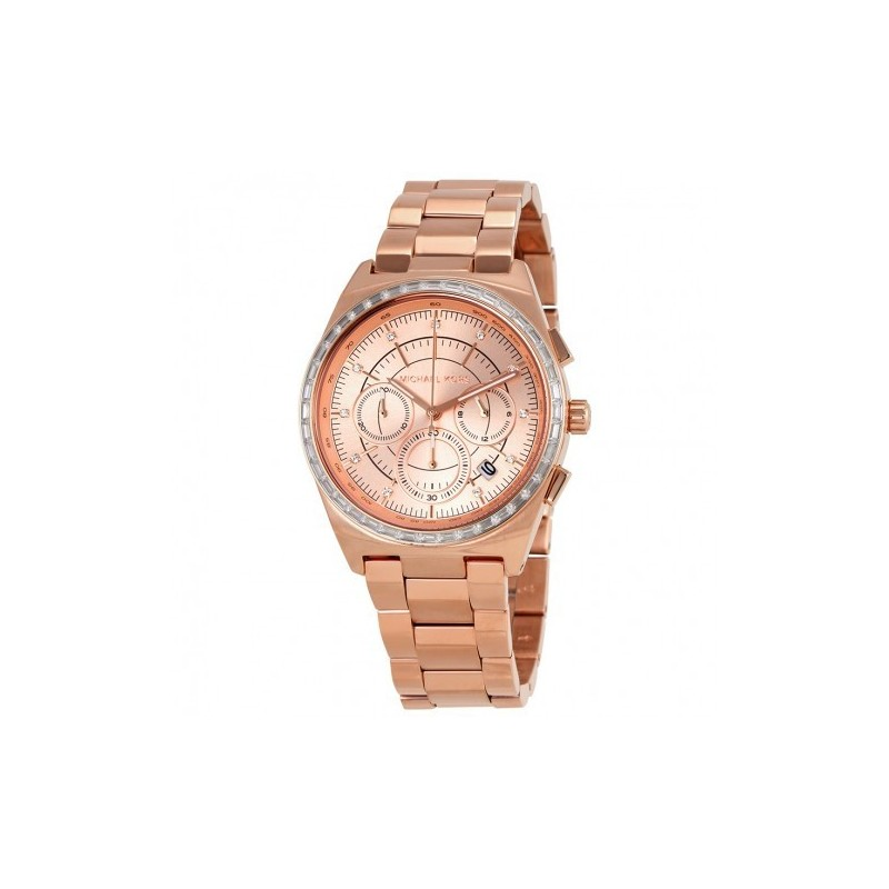 Michael kors rose gold color women 39 s watch mk6422 cairo for Michaels craft store watches