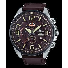 CASIO Edifice Chronograph Black Ion-Plated Edge Men's Watch: EFR-555BL-5AVUDF