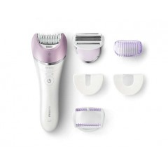 Philips Satinelle Advanced Wet & Dry epilator For legs, body and face: BRE630