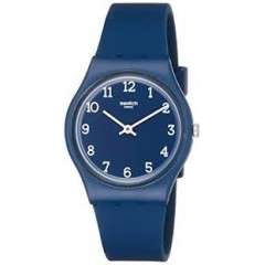 SWATCH Men's Watch Blue Band Water Resistance: GN252