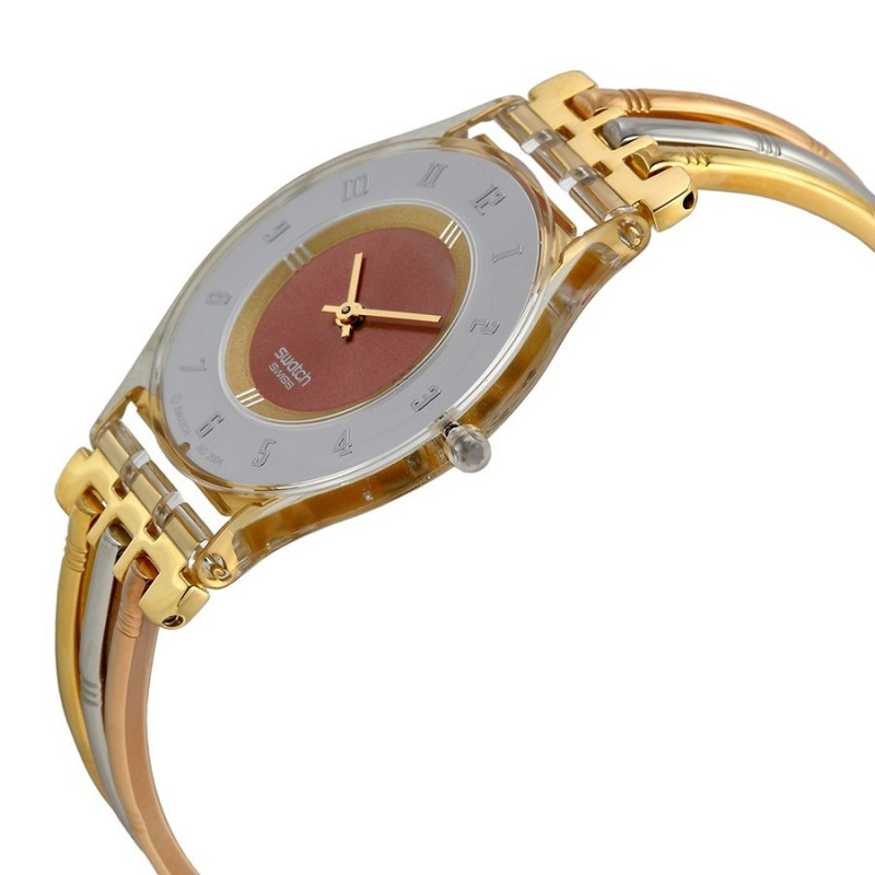 SWATCH Ladies Watches Stainless Steel: SFK240A