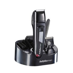 Babyliss Hair Trimmer 8 In 1 For Men Face and Body: E824