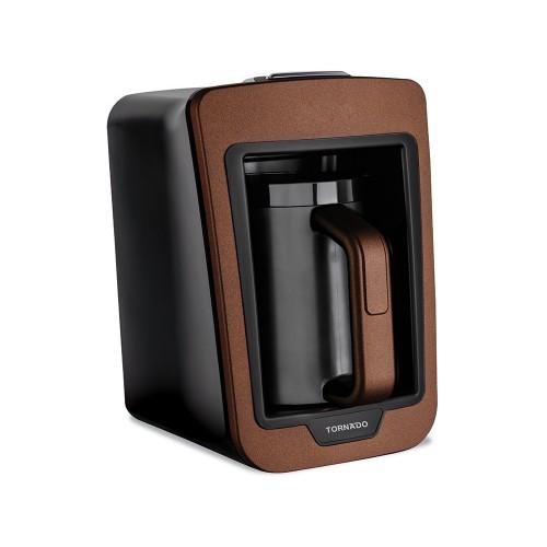 TORNADO Automatic Turkish Coffee Maker: TCME-100