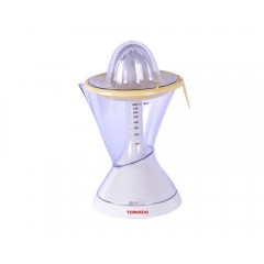TORNADO Citrus Juicer 40 Watt & 0.8 Litre Capacity with Filter: TCJ-40S