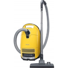 Miele Cylinder Vacuum Cleaner 2000 Watt Complete C3 Powerline Yellow: SGDF0 C3