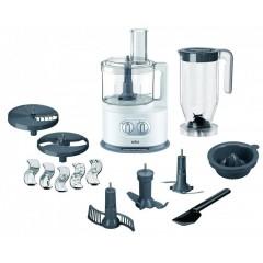 Braun Food Processor 1000 Watt White: FP5150