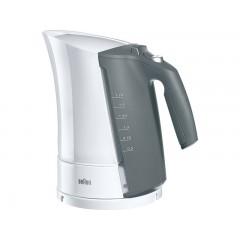 Braun MultiQuick 5 Kettle 1.7 Liter 3000 Watt White: WK500